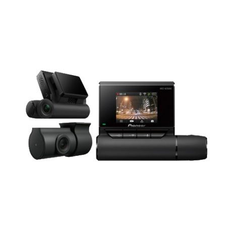 PIONEER VRECDZ700DC FULL HD 2-CHANNEL DASH CAM WITH COLOUR SCREEN