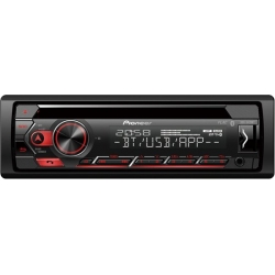 PIONEER DEHS420BT RADIO,BT,CD,USB,AUX
