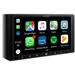 CARPLAY + ANDROID AUTO MEDIA UNIT DD