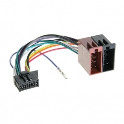 RADIO ADAPTER CABLE- ISO PIONEER 16 PIN