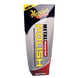 MEGUIARS G15104 HEAVY CUT METAL POLISH