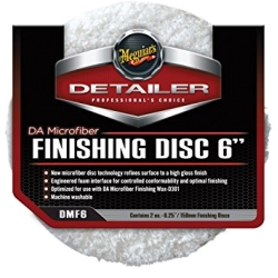 MEGUIARS DMF 6 FINISHING DISK 6 INCH