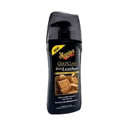 MEGUIARS G17914 GOLD GLASS RICH LEATHER
