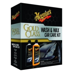 MEGUIARS G9966 GOLD CLASS WASH & WAX KIT
