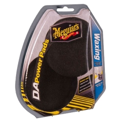 MEGUIARS G3509INT DA POWER PADS WAXING
