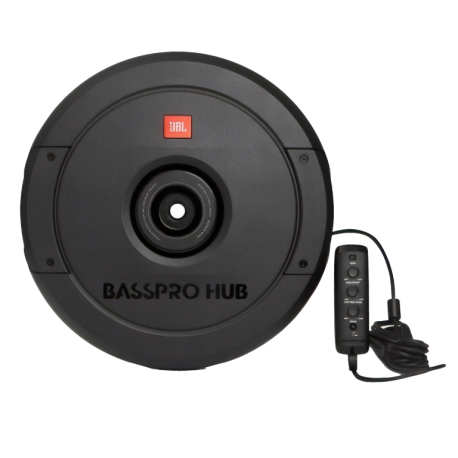 JBL BASSPROHUB SPARE TIRE SUBWOOFER 200W RMS